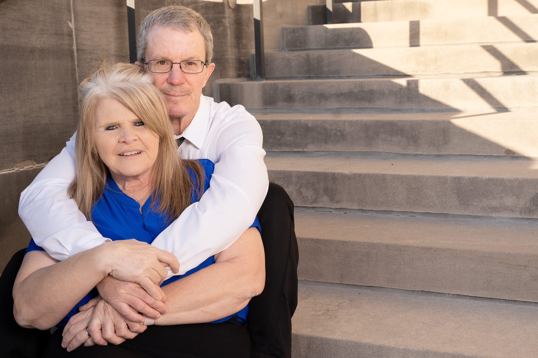 Engagement Photography,Kansas City Landmarks
