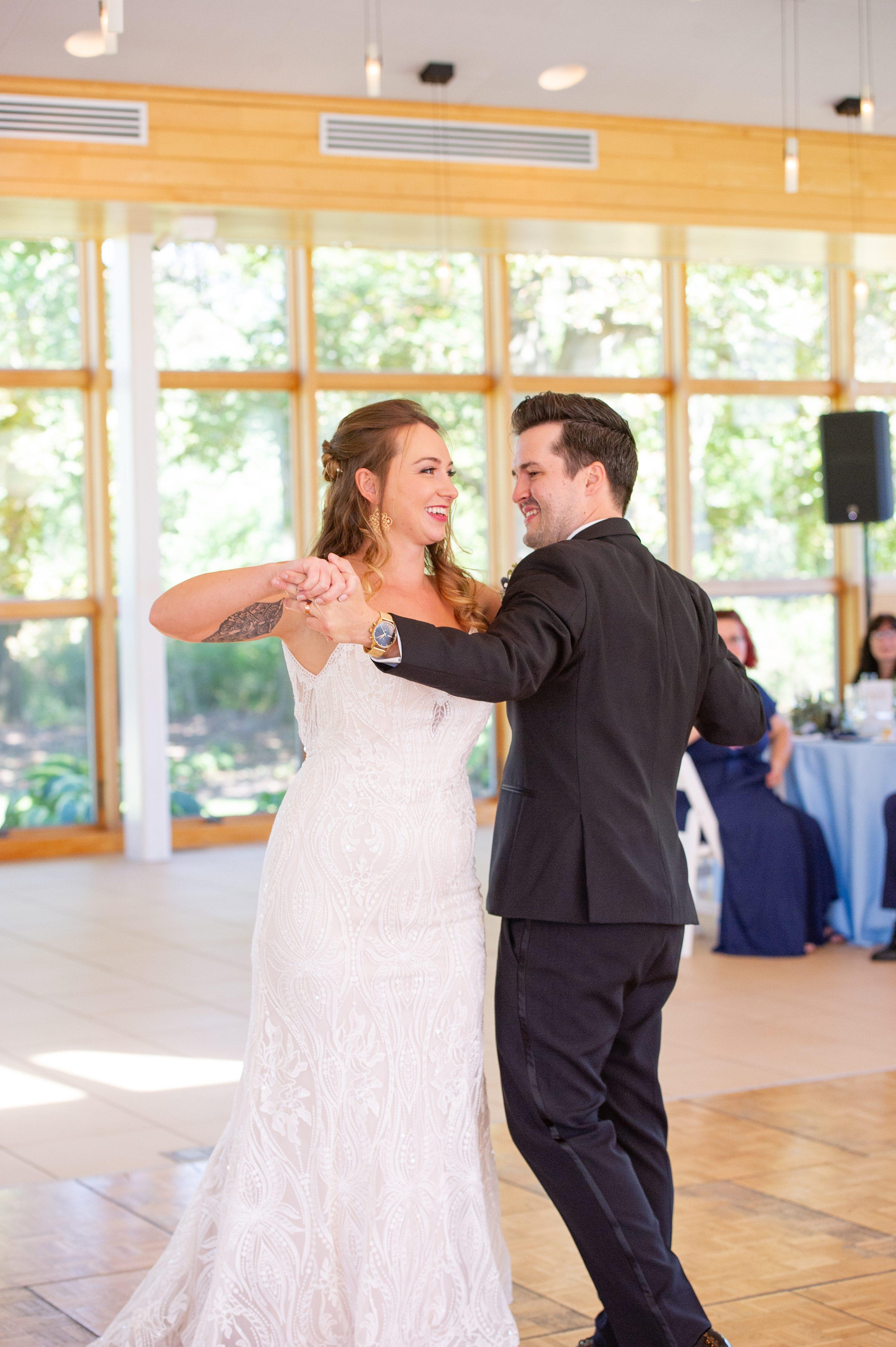 Danada House wedding, Laura Meyer