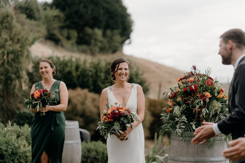 Forest Green Wedding,Summer Wedding
