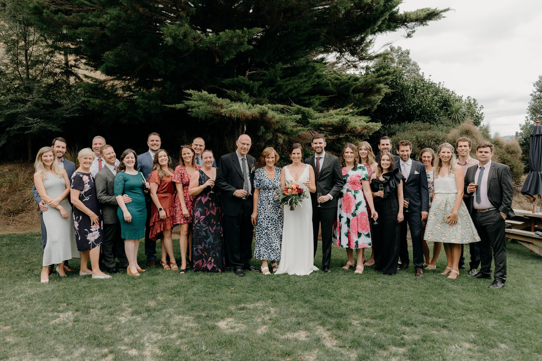Black Barn Lake Tarawera Wedding,Summer Wedding