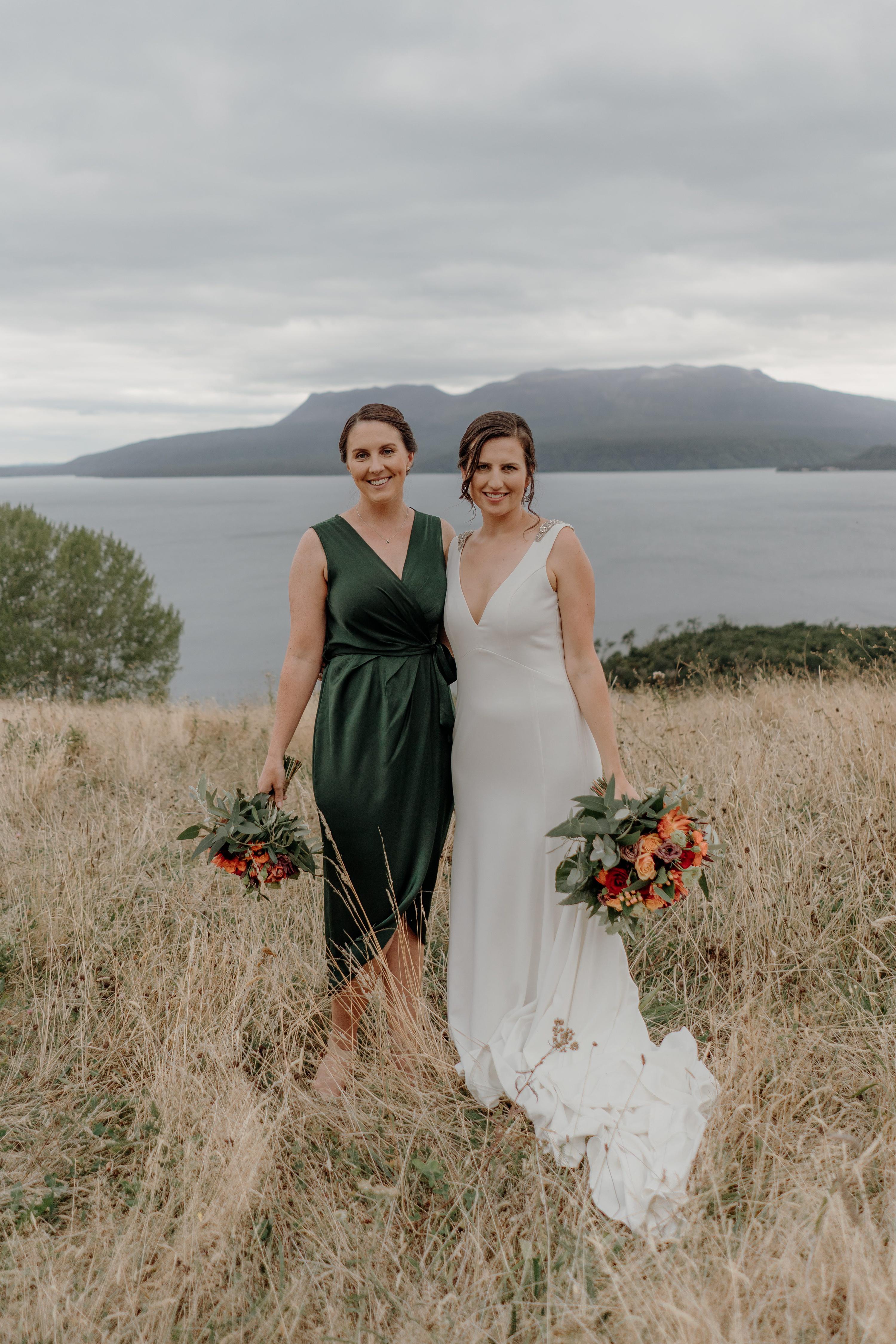 Lake Wedding,Lake Tarawera Wedding
