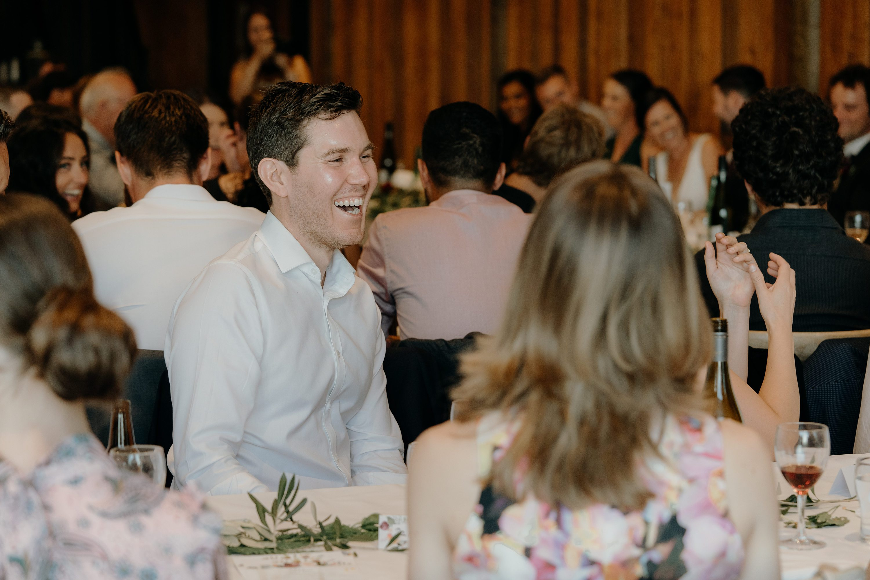 Forest Green Wedding,Black Barn Lake Tarawera Wedding