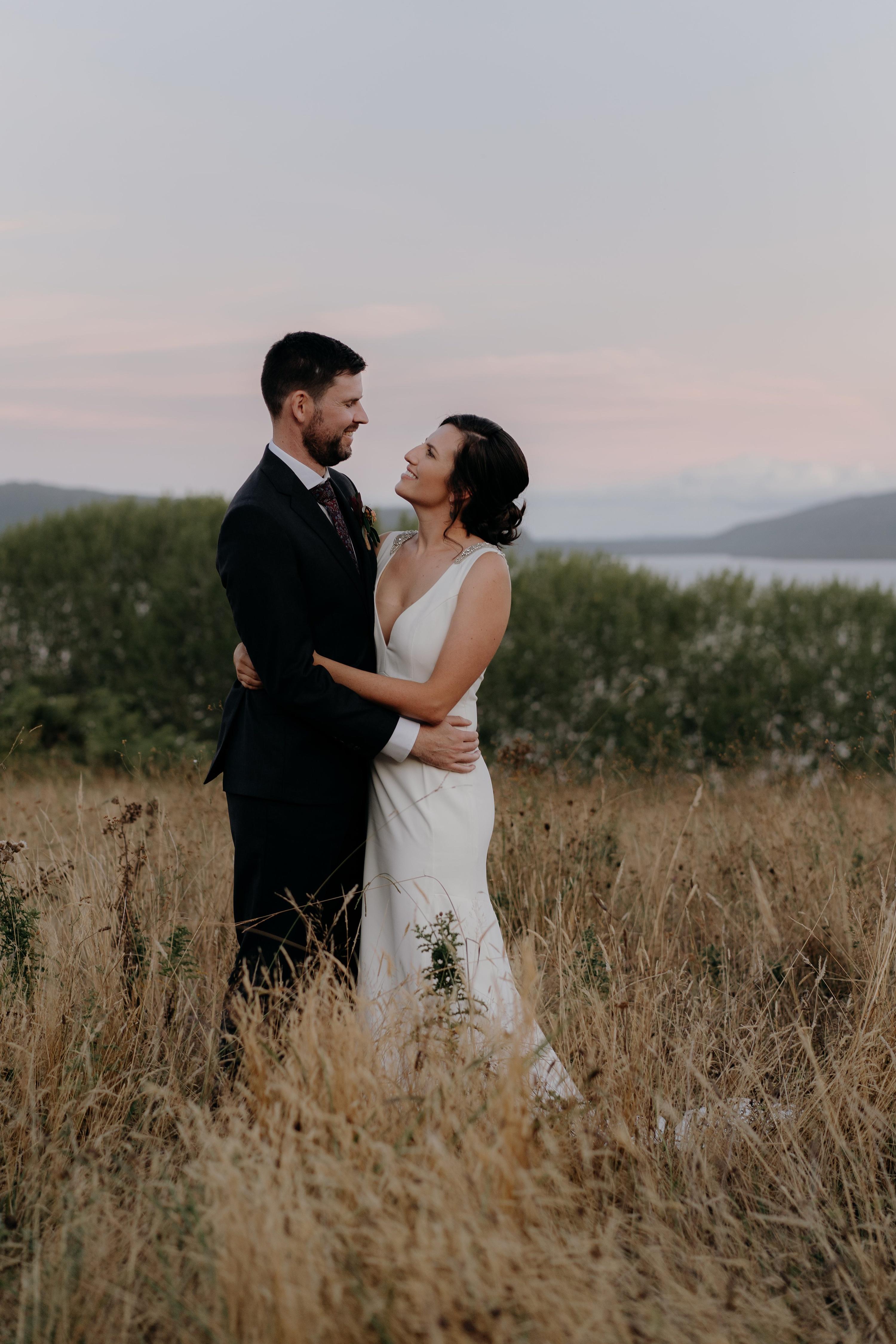 Lake Wedding,Black Barn Lake Tarawera Wedding Photographer