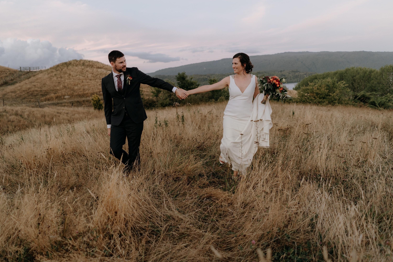 Black Barn Lake Tarawera Wedding,Rotorua Wedding Photographer