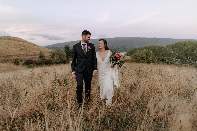 Lake Tarawera Wedding,Black Barn Lake Tarawera Wedding