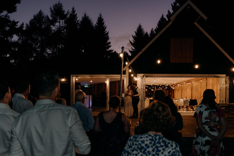 Rotorua Wedding,Black Barn Lake Tarawera Wedding