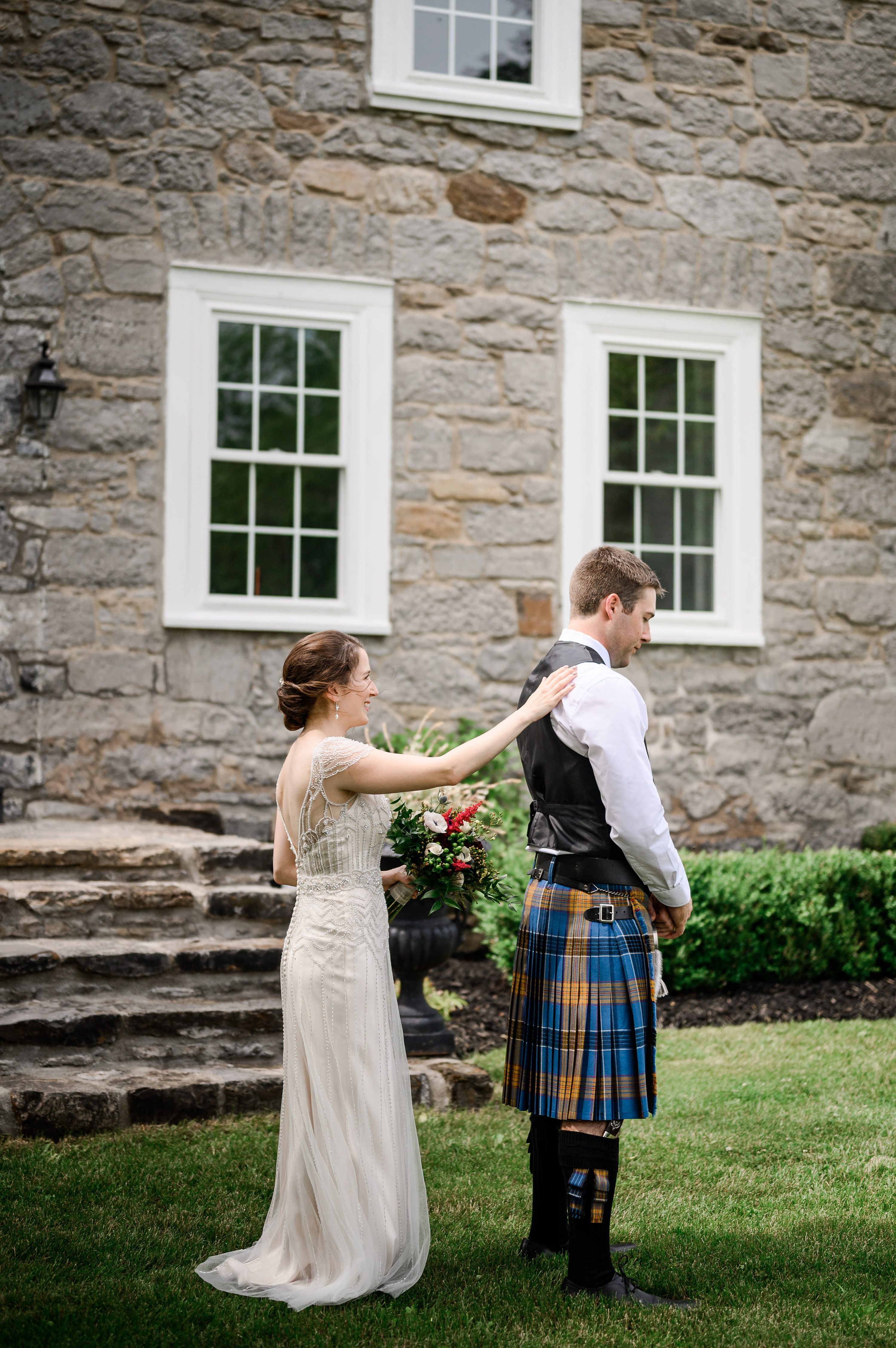 ottawa,  scottish wedding