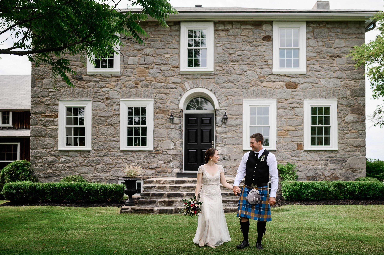 williamstown fair,Mariage écossais