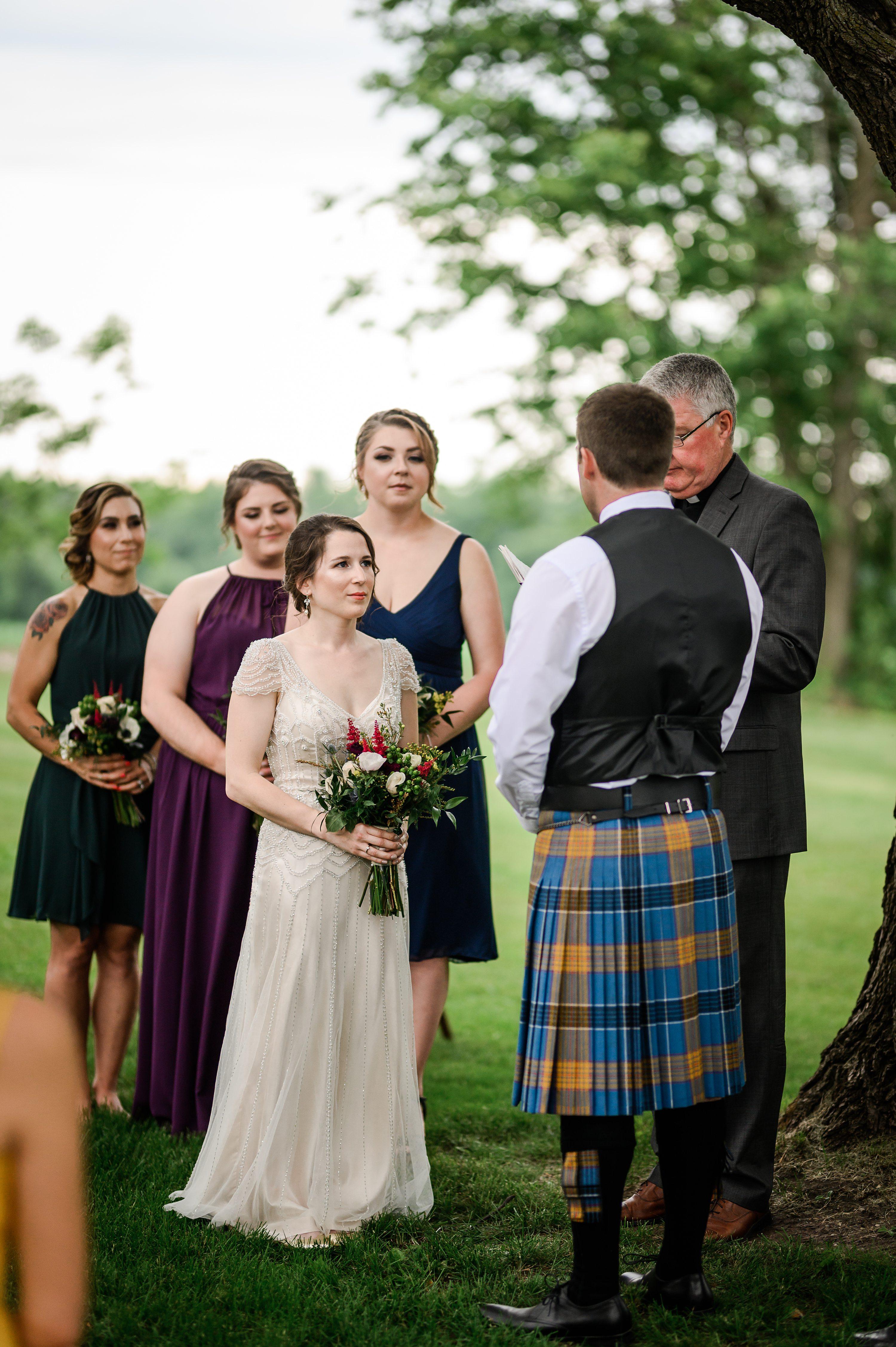 Mariage écossais,