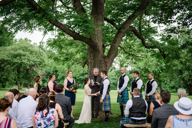 scottish wedding, ottawa