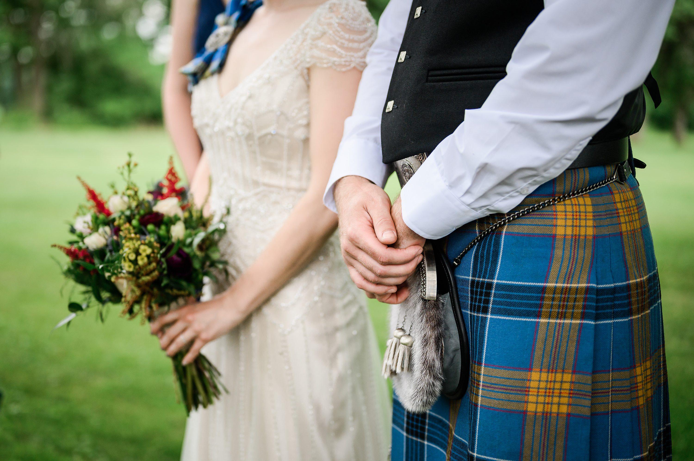 Mariage écossais, williamstown fair