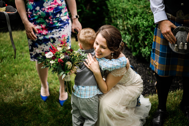 Mariage écossais,  scottish wedding