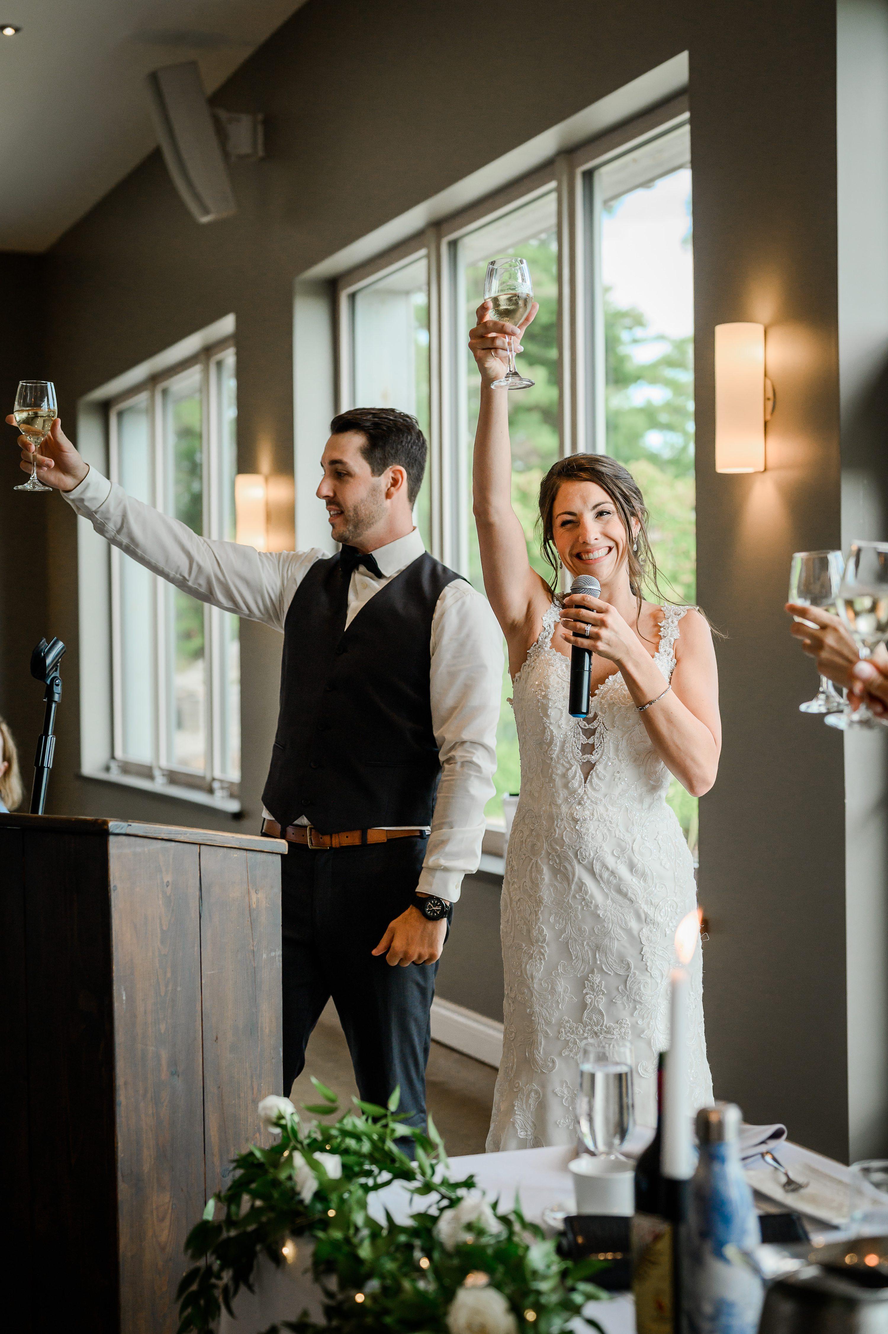 blue-grey bridesmaids,ottawa wedding venue