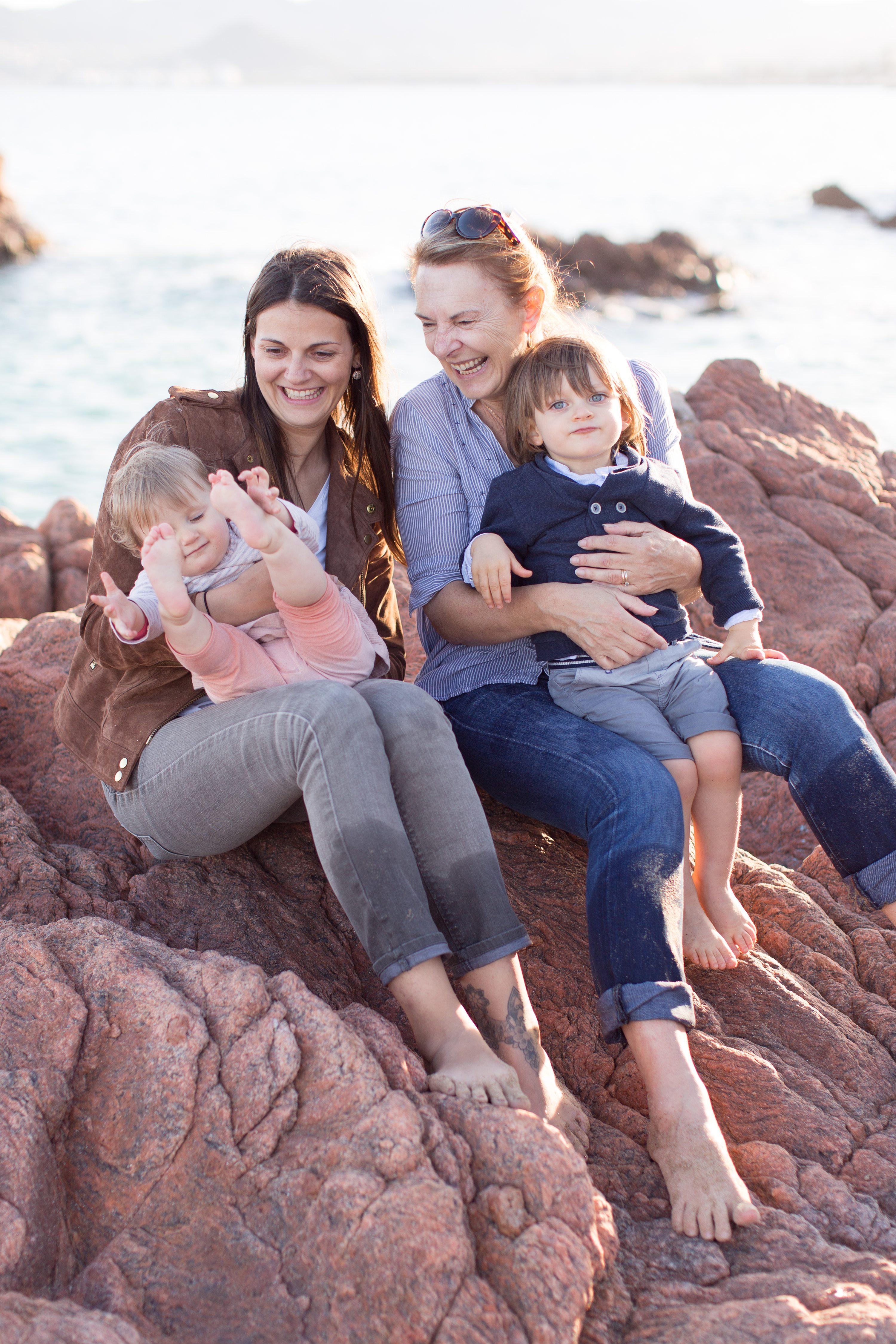 Séance photo mère-fille,Séance photo famille PACA