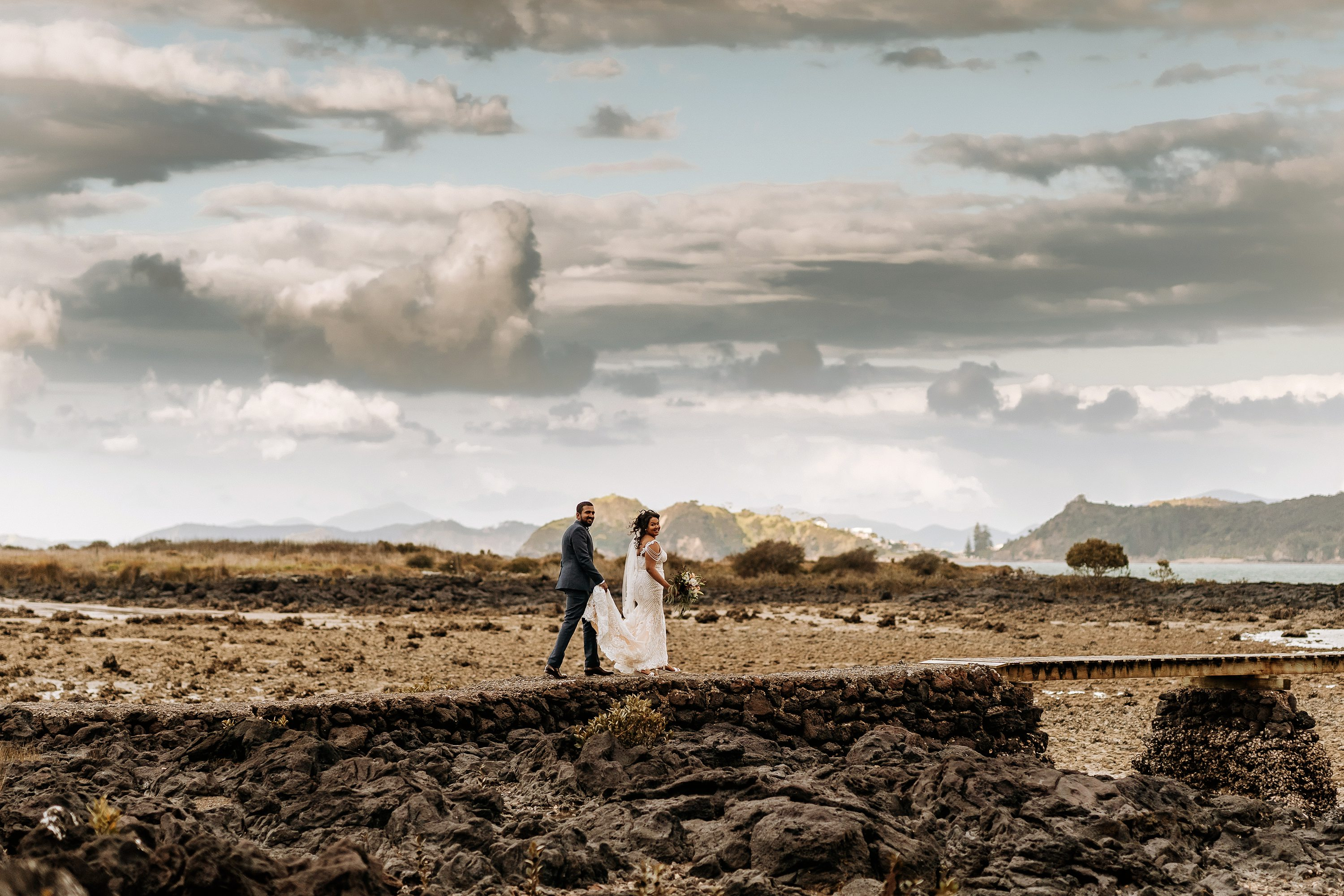 Northland Photographer,Paihia Wedding