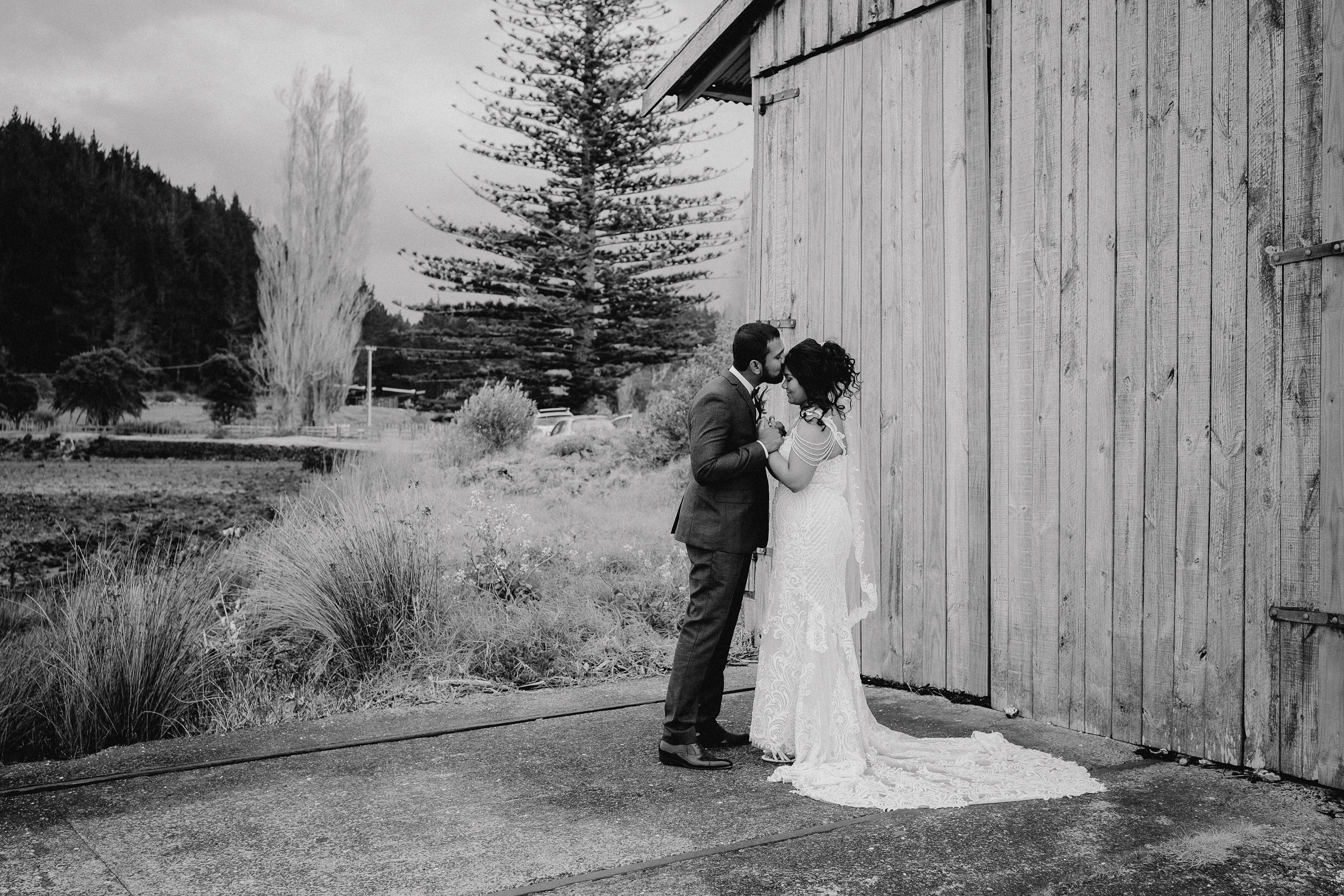 Elopement,Paihia Wedding