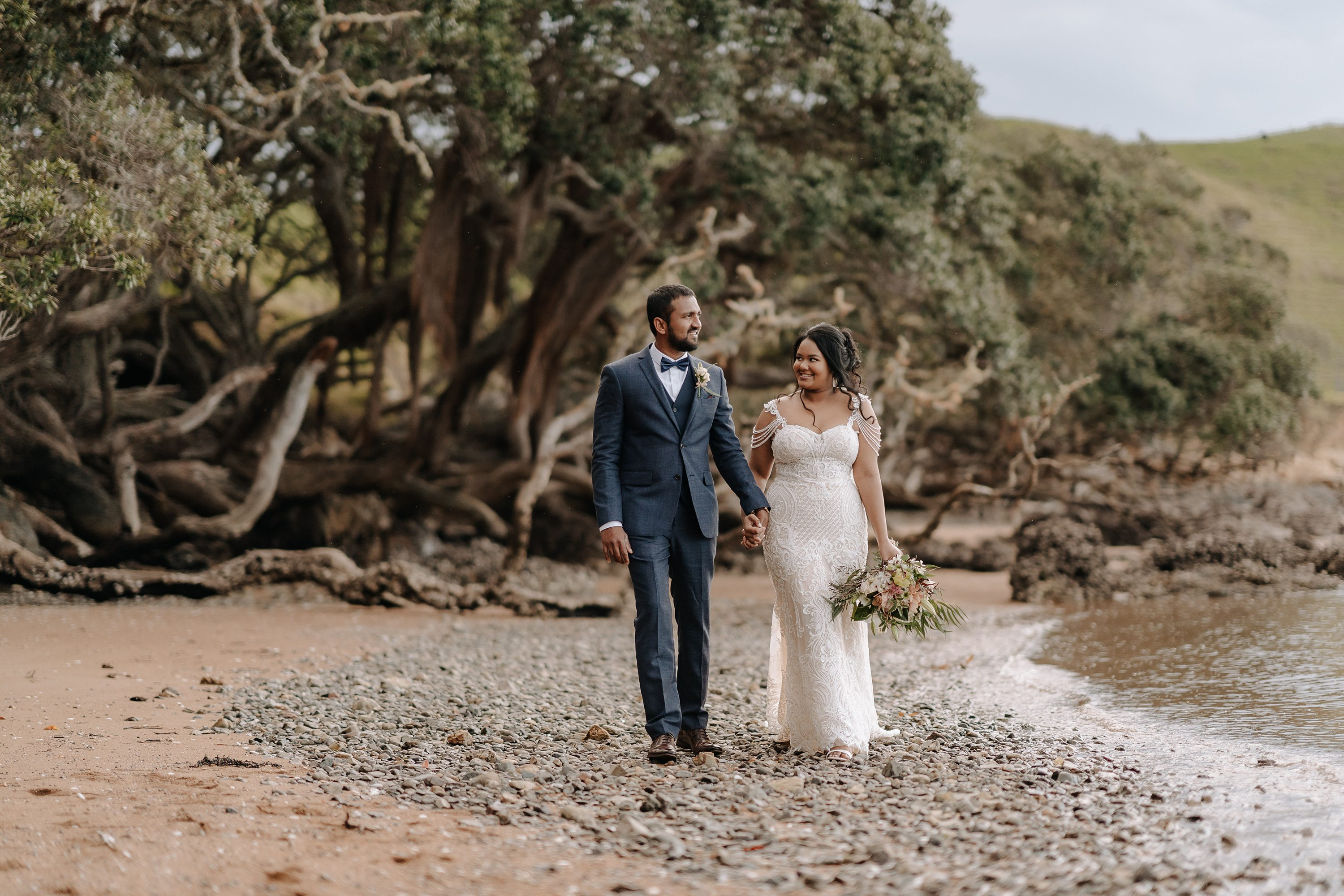 Paihia Wedding,Baylys Farm wedding