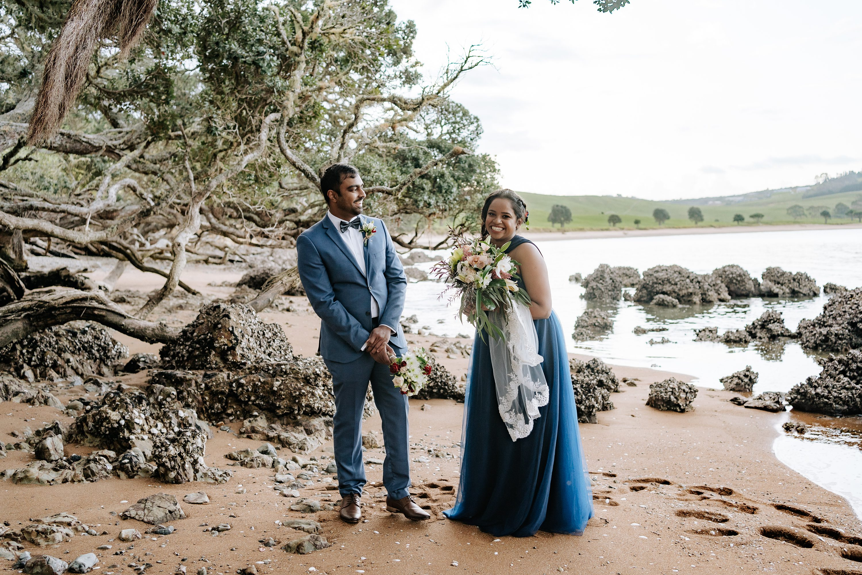 Sri lankan couple,Northland Photographer