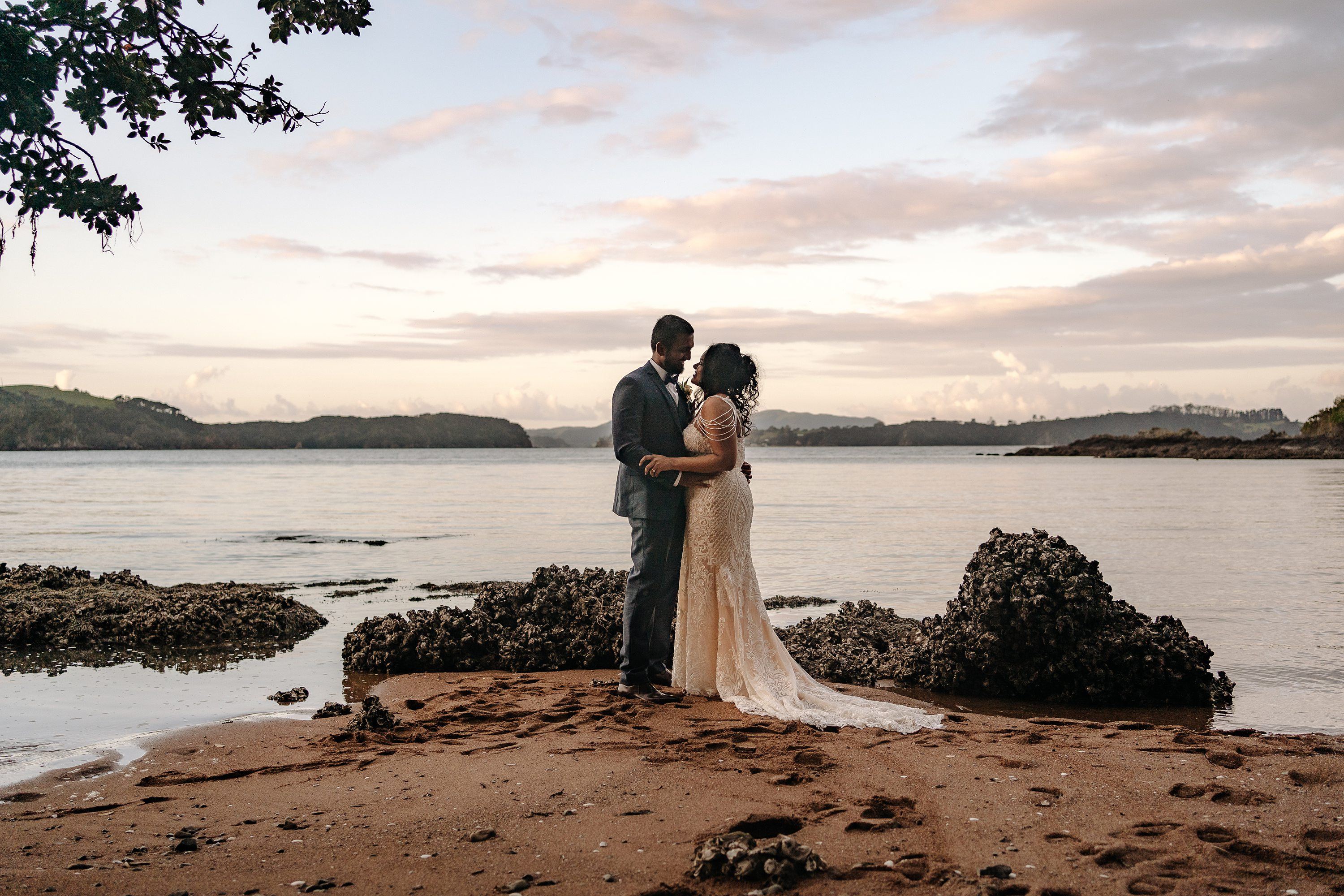 Paihia Wedding,Elopement