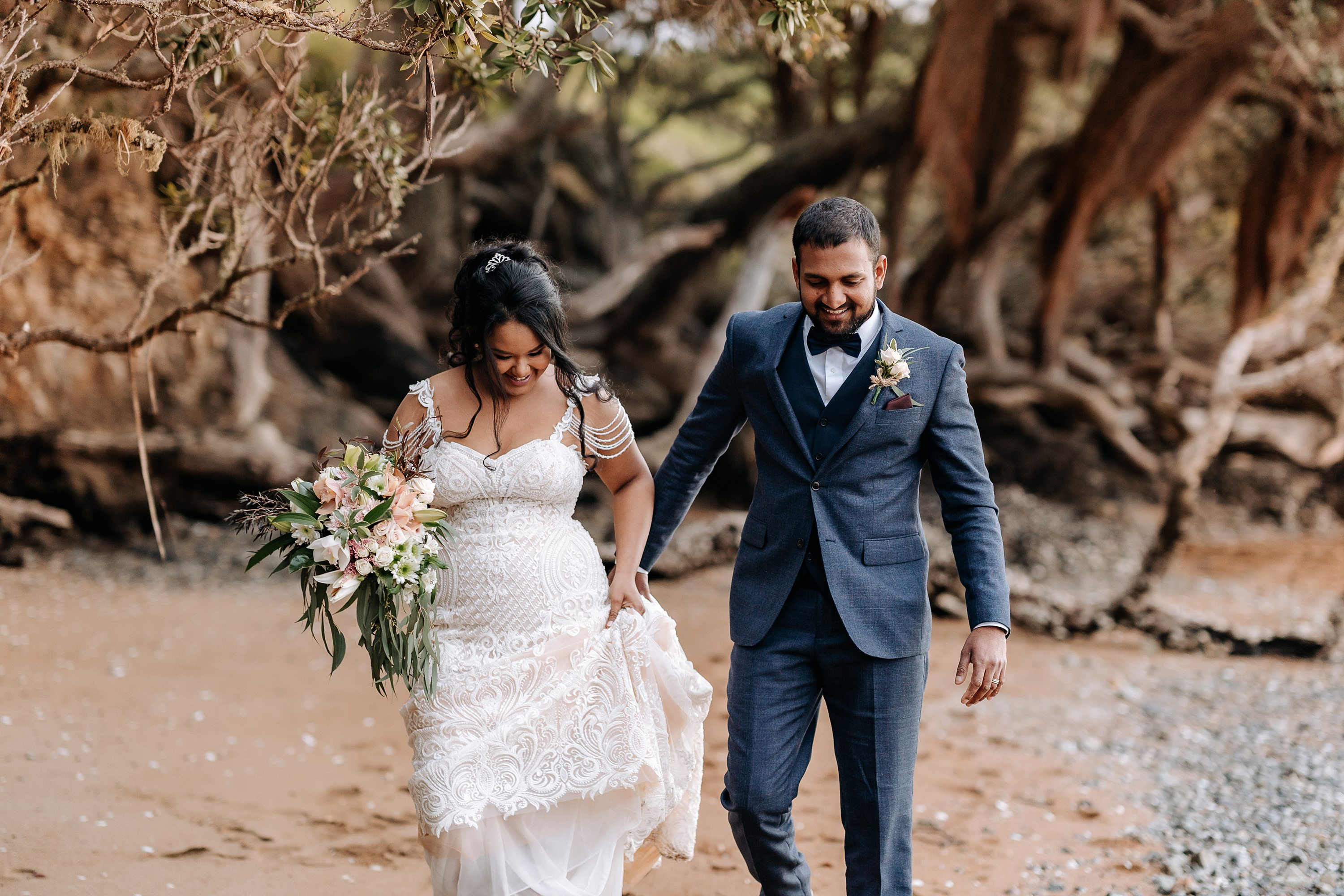 Paihia Wedding,Northland Photographer
