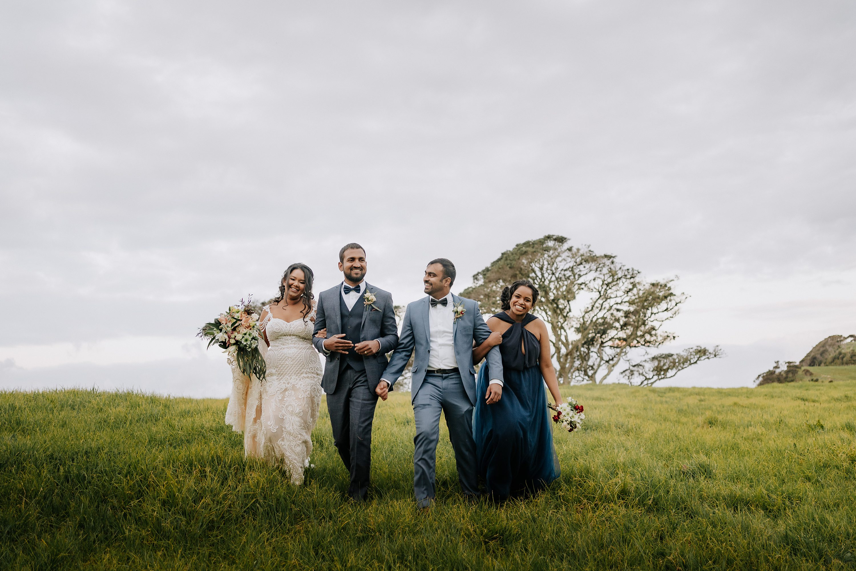 Baylys Farm wedding,Paihia Wedding
