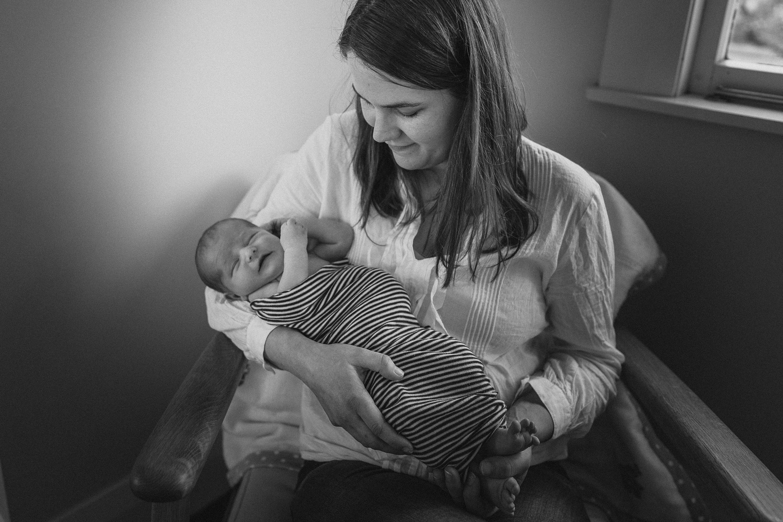 Whangarei newborn photos, Lucy and Andew