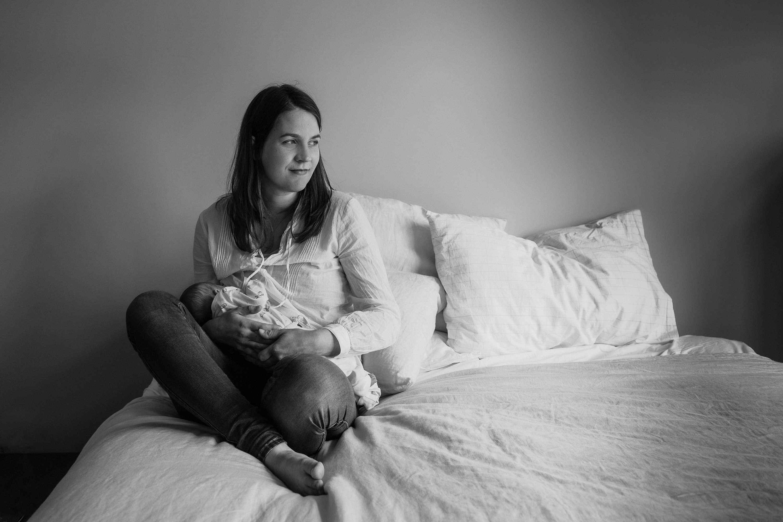 Lucy and Andew,Whangarei newborn photos
