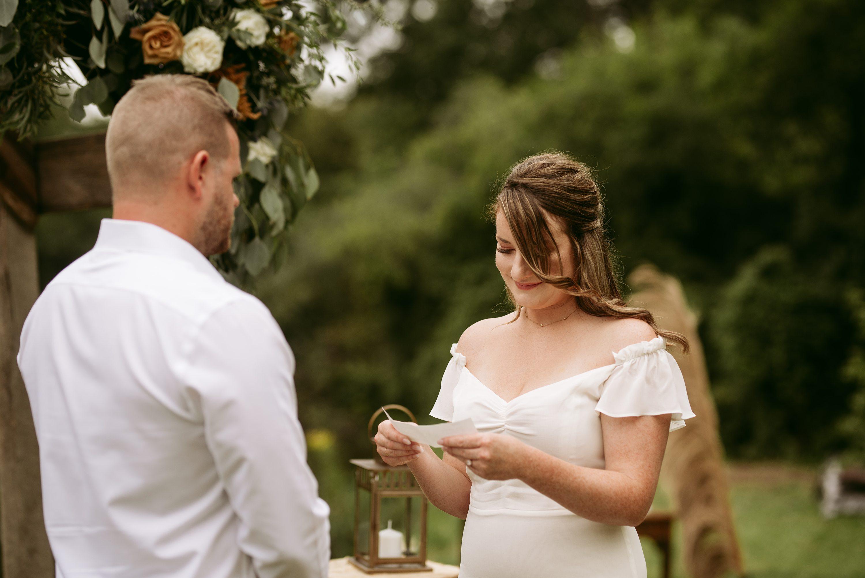 wedding with kids,backyard wedding