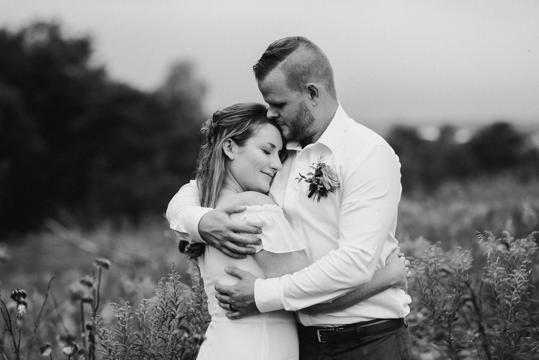 muskoka elopement