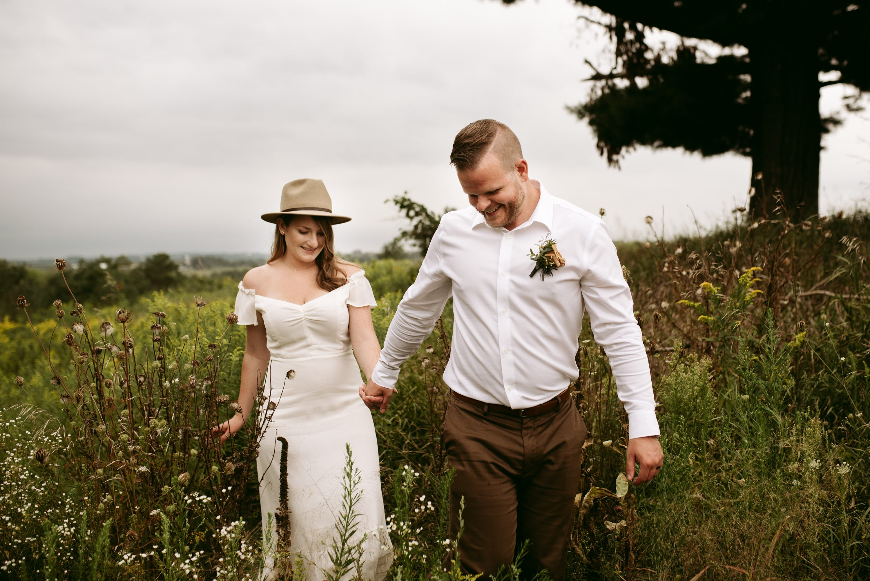 simple wedding,wedding with kids