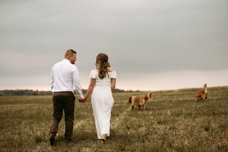 simple wedding,muskoka elopement