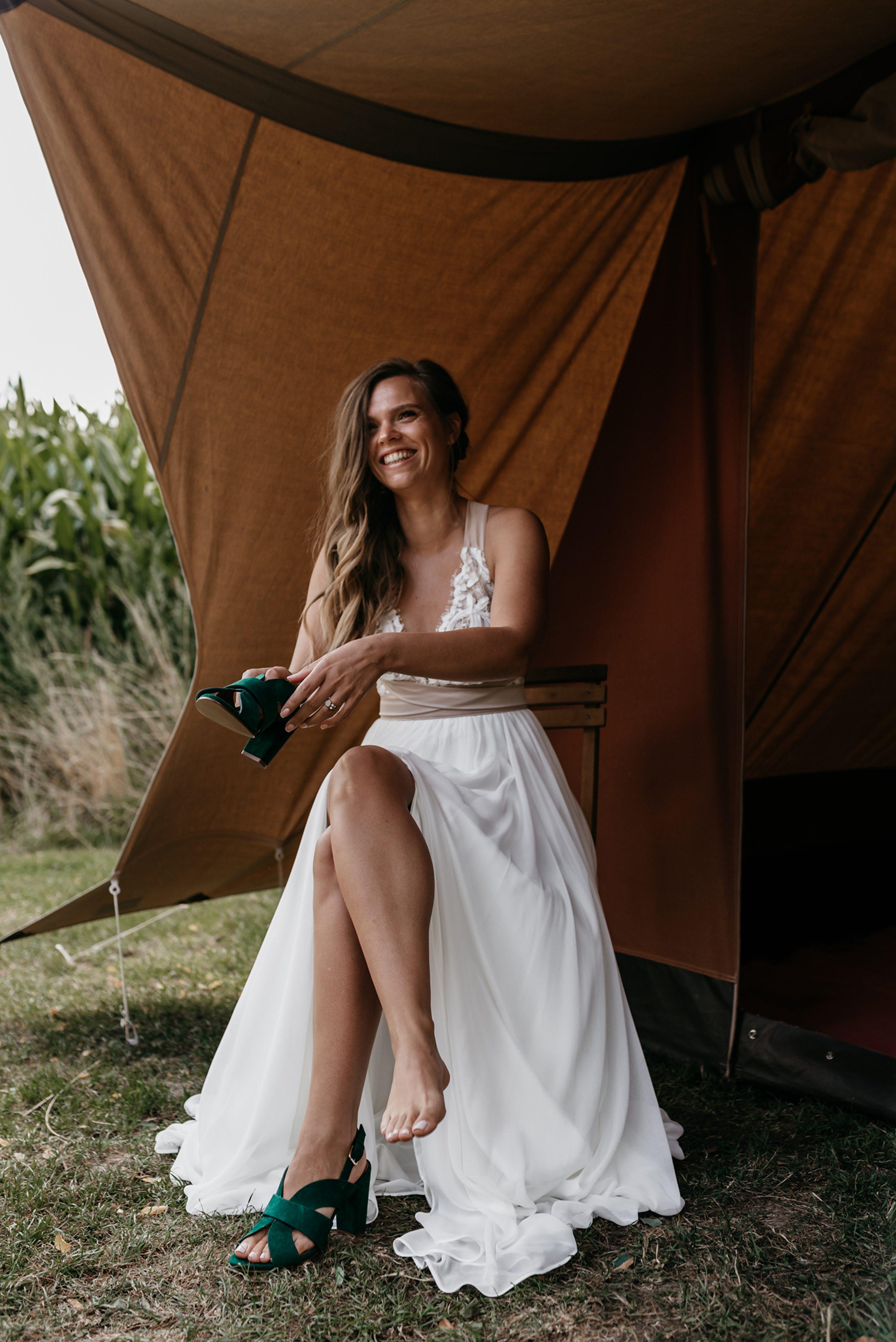 bruidsfotograaf,campingbruiloft,kamperen na bruiloft