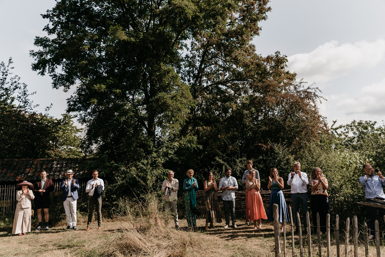bruidsfotograaf,campingbruiloft