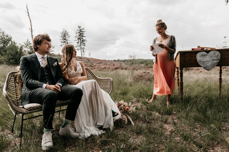 campingbruiloft, trouwfotograaf