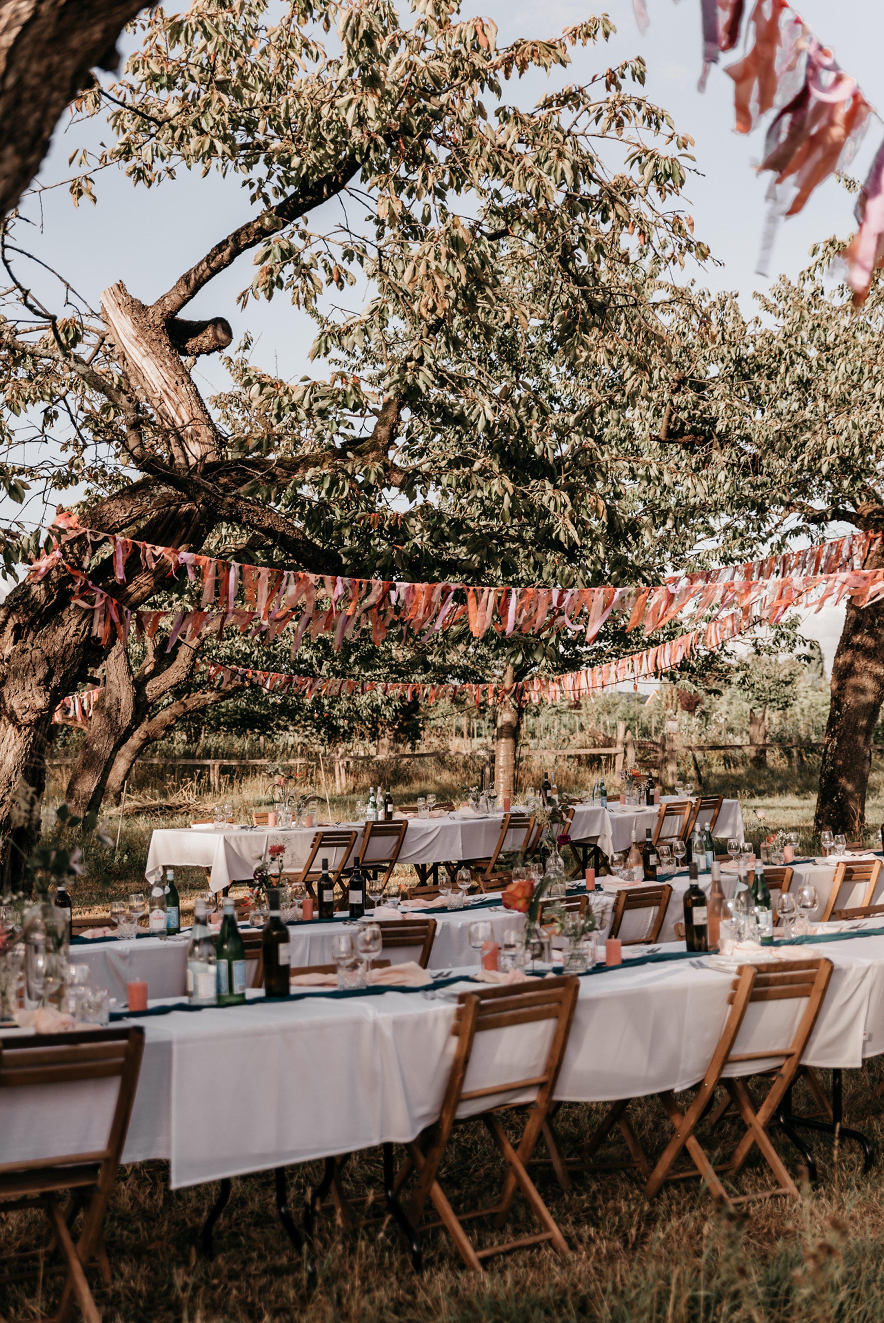 camping, trouwen