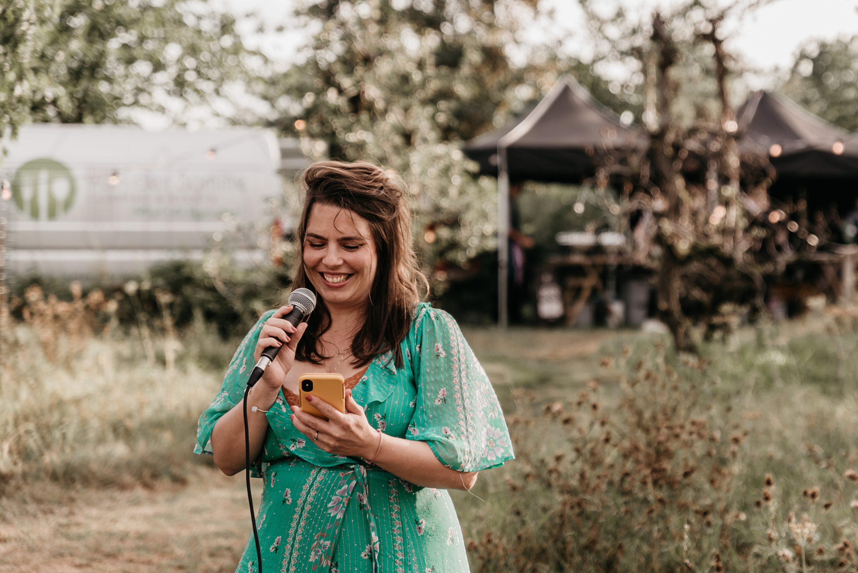 campingbruiloft, bruidsfotograaf