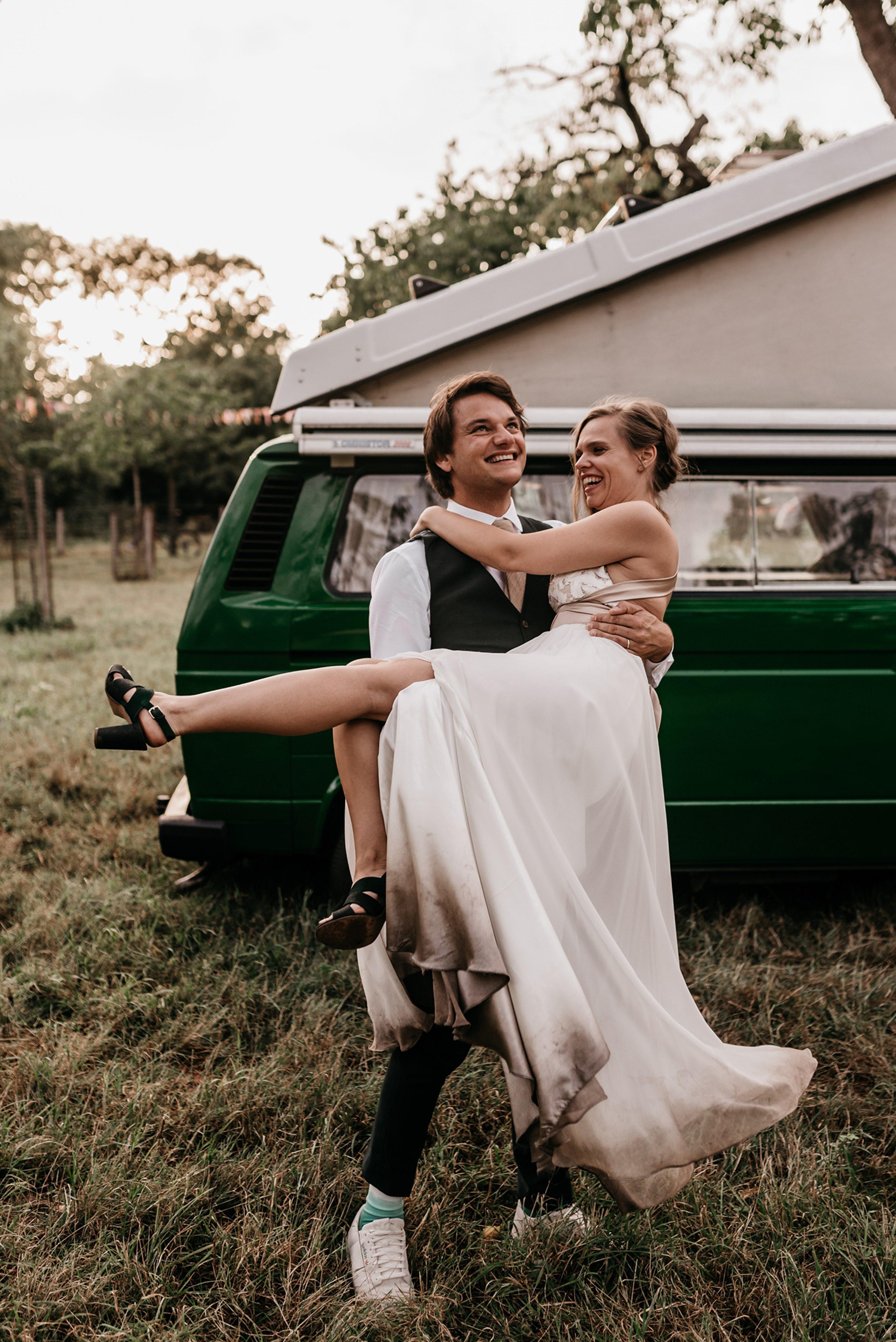 festivalbruiloft, bruiloft
