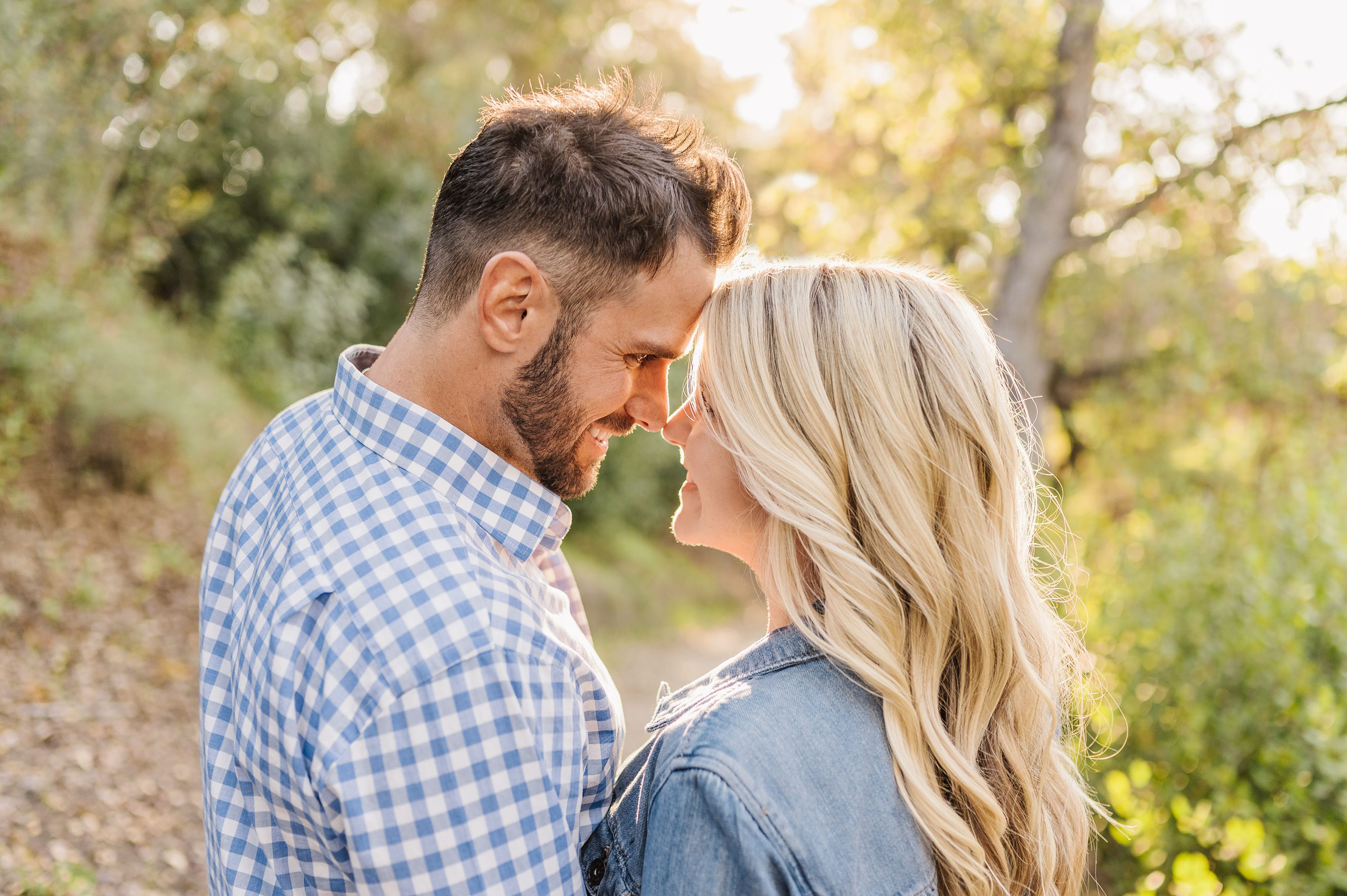 ladera ranch engagement photographer