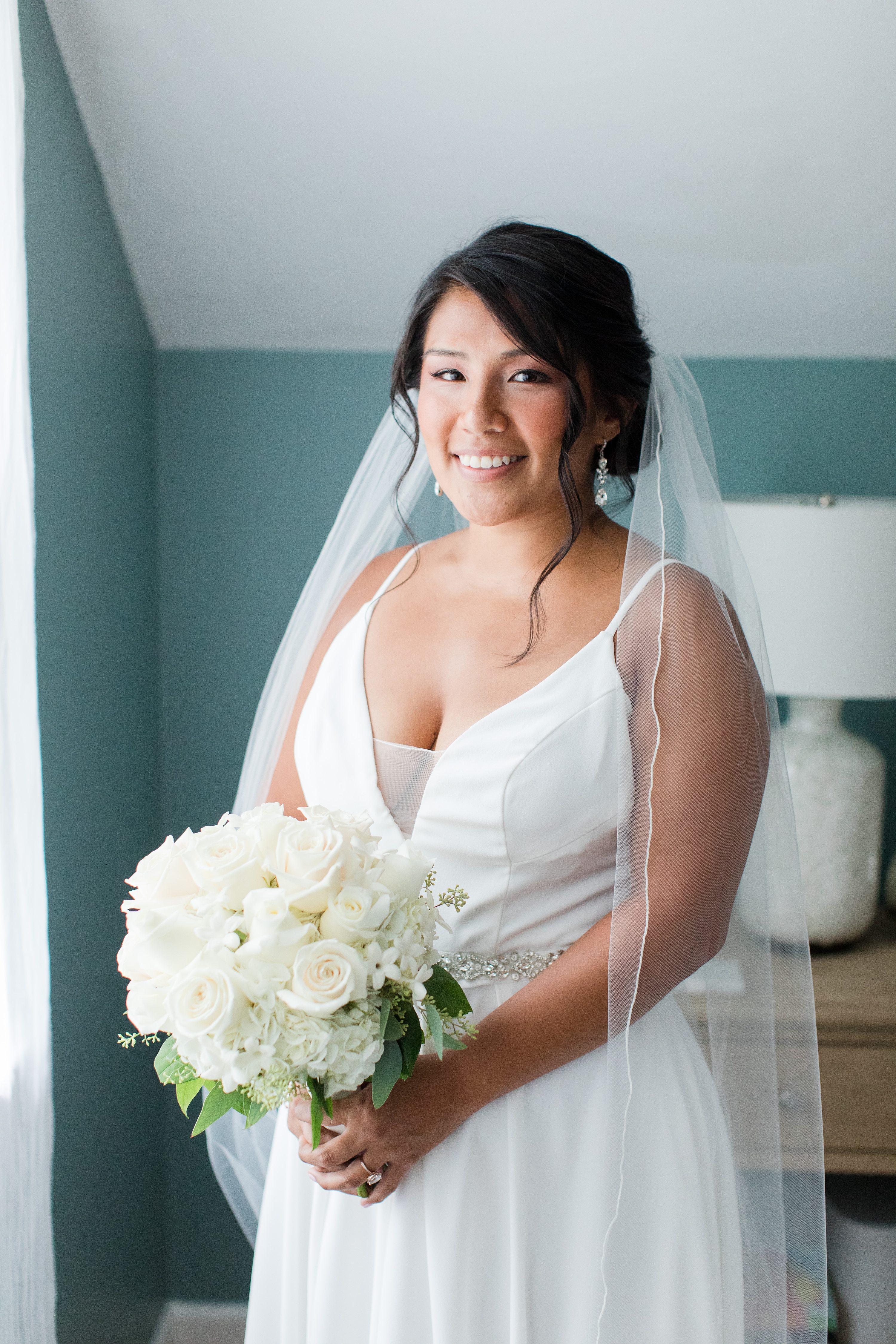 NJ micro wedding, backyard wedding photographer