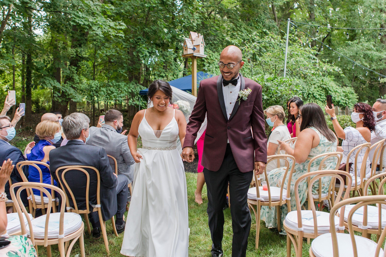 NJ micro wedding, princeton wedding
