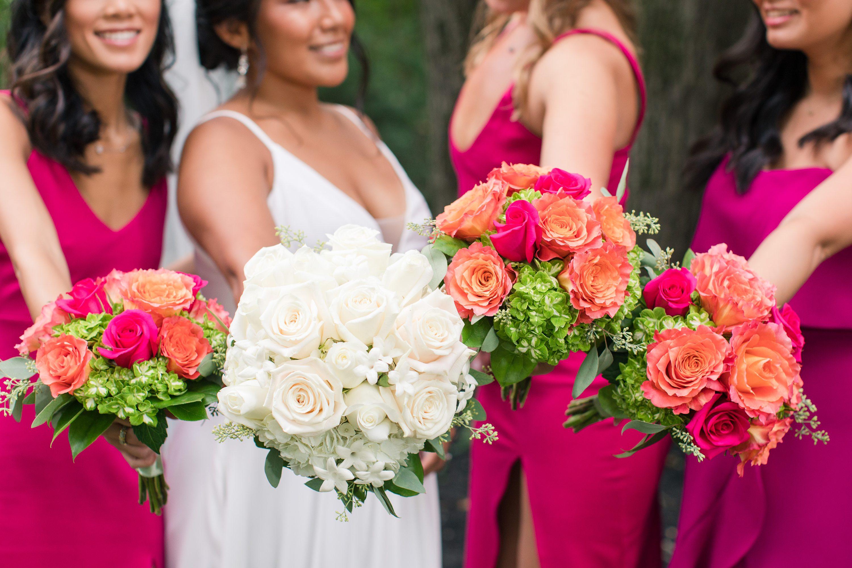 NJ elopement wedding, backyard weddings
