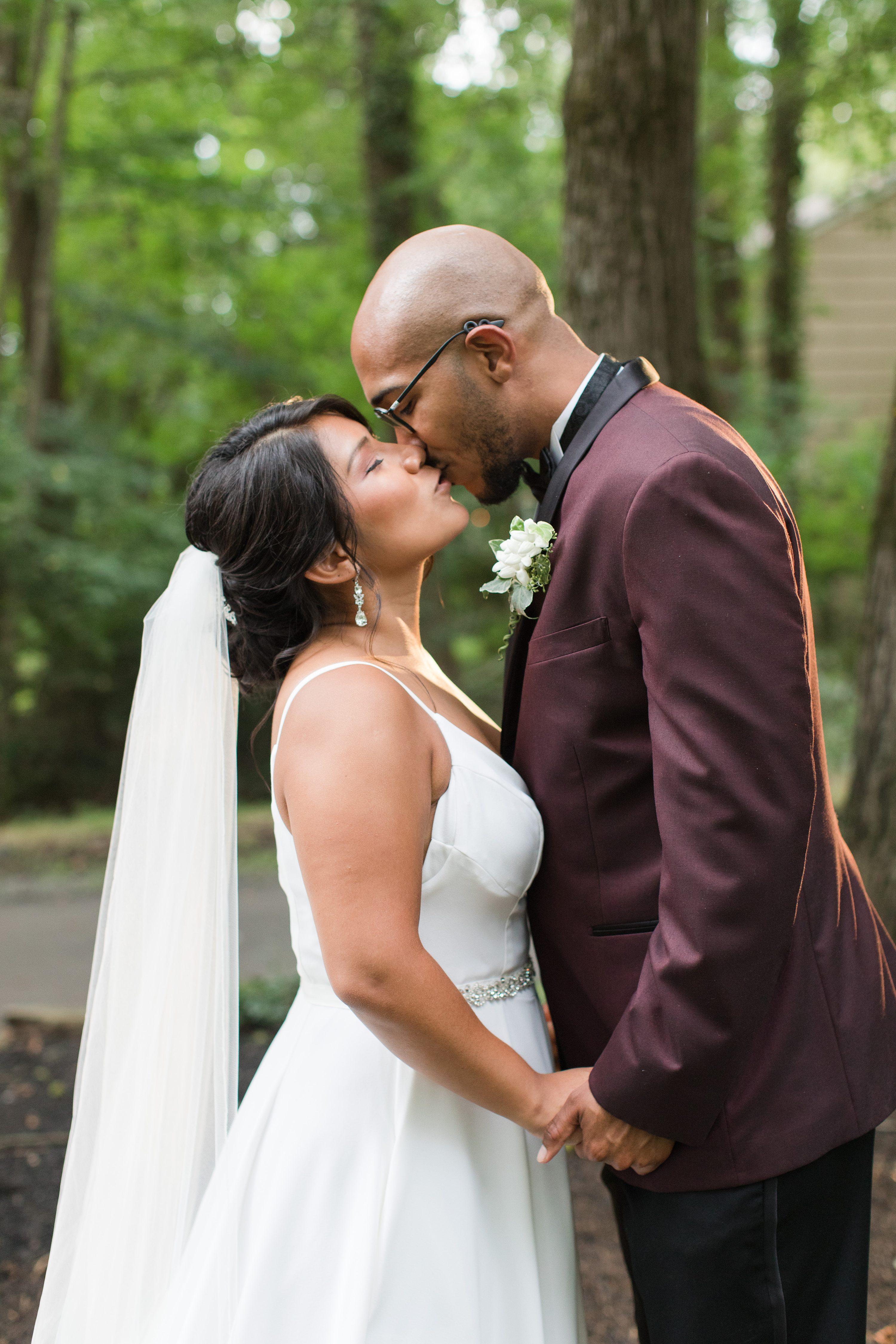 backyard weddings,NJ elopement wedding