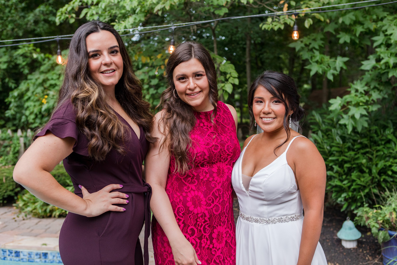 princeton wedding, backyard wedding photographer