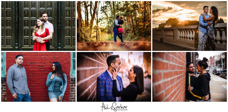 chicago couple, pennsylvania engagements