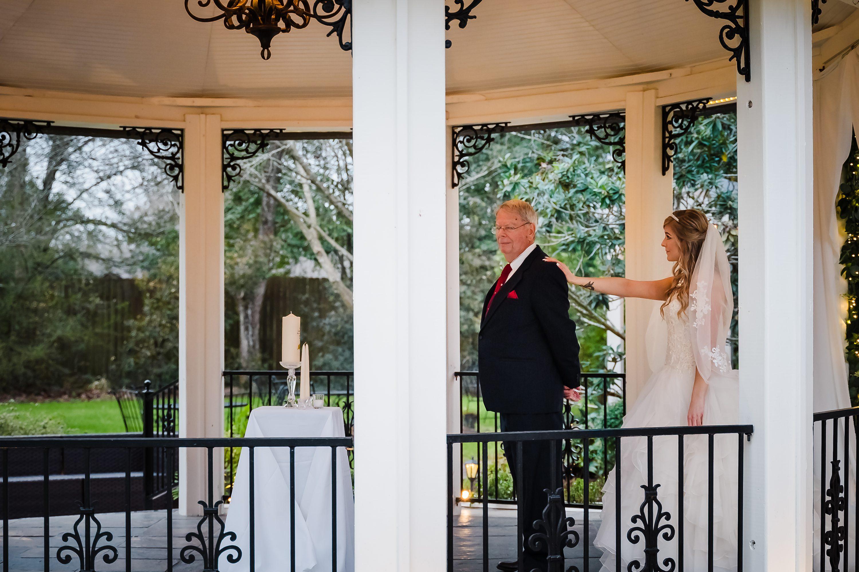 outdoor wedding, New Orleans Photographer