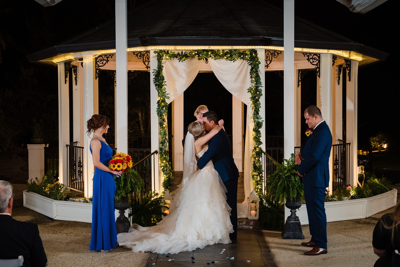 The Gatehouse wedding venue, outdoor wedding