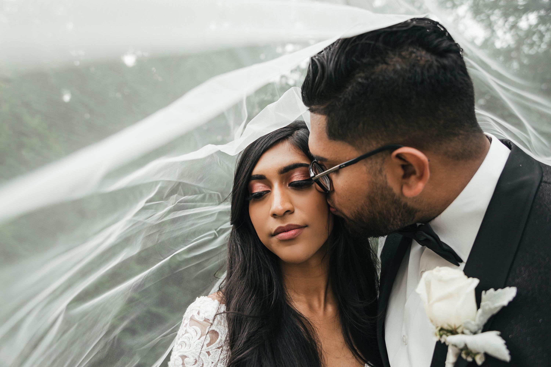 Bride Getting Ready Photos,South Asian Wedding