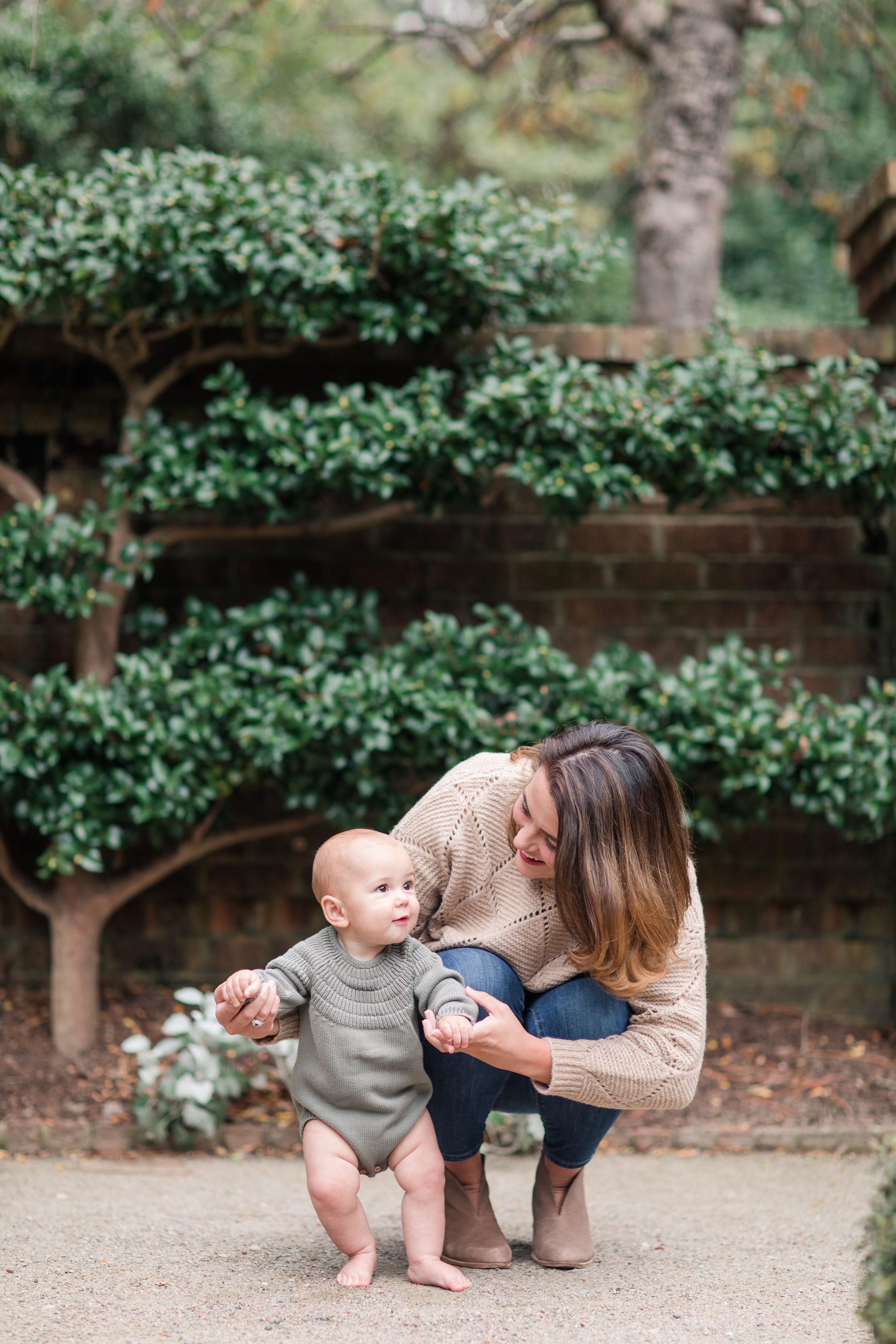 NC Family Photographer,6 month portraits