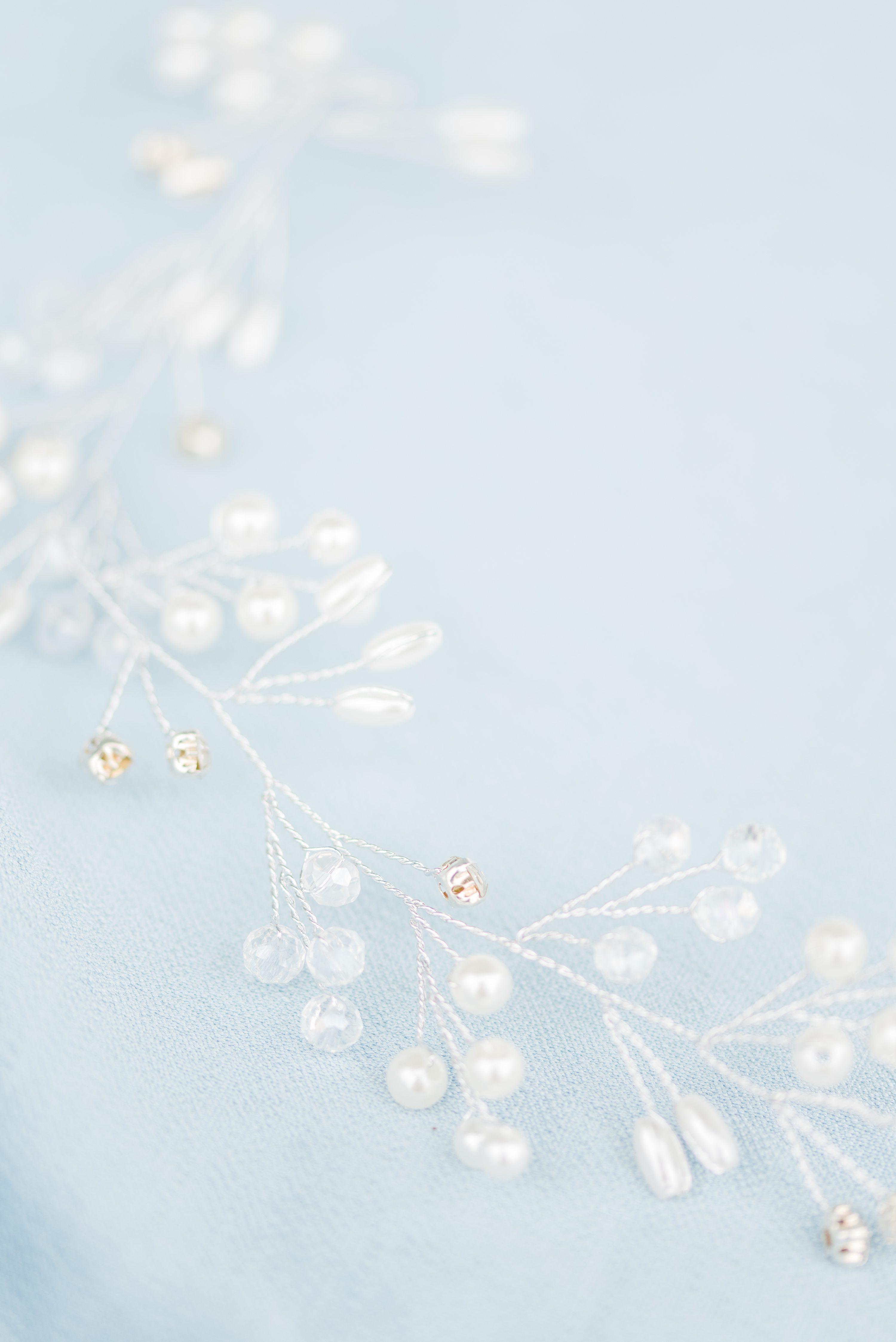 Blue Ridge Mountains,wedding details,Southern Wedding,hair piece,diamonds