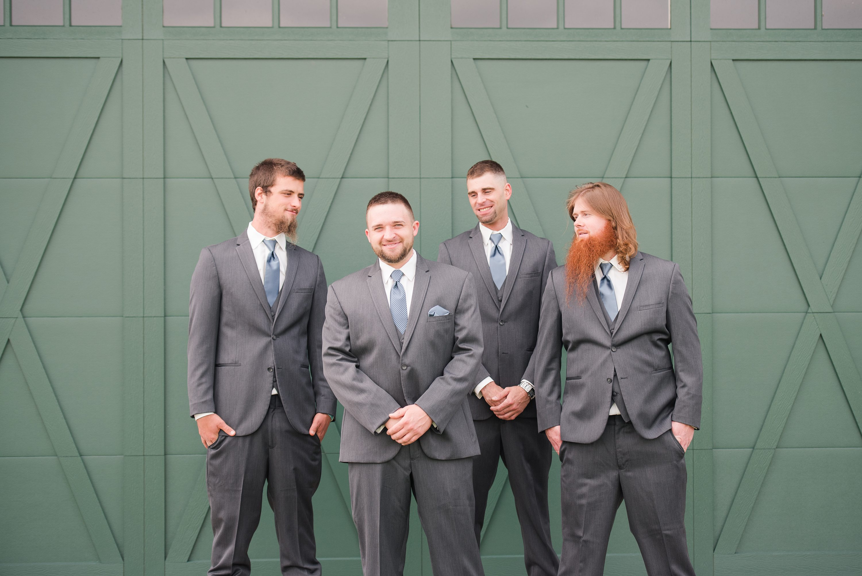Spring Wedding,Spring,groom,groom and groomsmen,groomsmen,edgewood barn